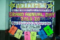 Grand Annual Day Class-V